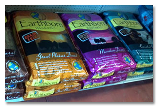 Earthborn Holistic Natural Food for Pets