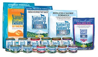 Dick van pattens natural balance cat food